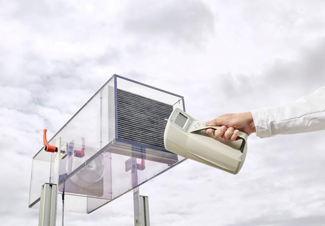 Ford desarrolla un sistema de filtrado de aire similar al utilizado en los trajes espaciales 2