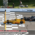 IndyCar - Pocono 2015 - Carrera - Ryan Hunter-Reay