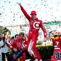 IndyCar - Sonoma 2015 - Carrera - Scott Dixon - Campeon