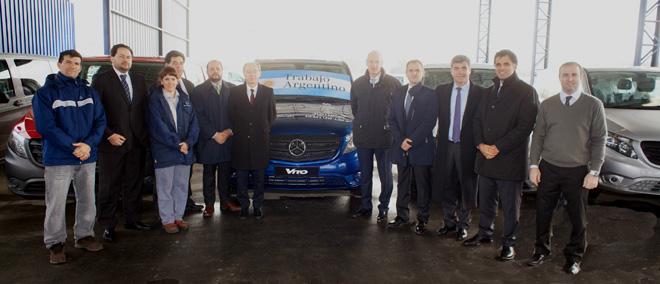 Mercedes-Benz - Comenzo la produccion de VITO 1