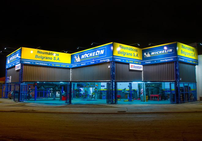 Michelin - Neumaticos Belgrano SA - Merlo - San Luis