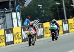 Moto3 - Brno 2015 - Niccolo Antonelli - Enea Bastianini - ambos con Honda