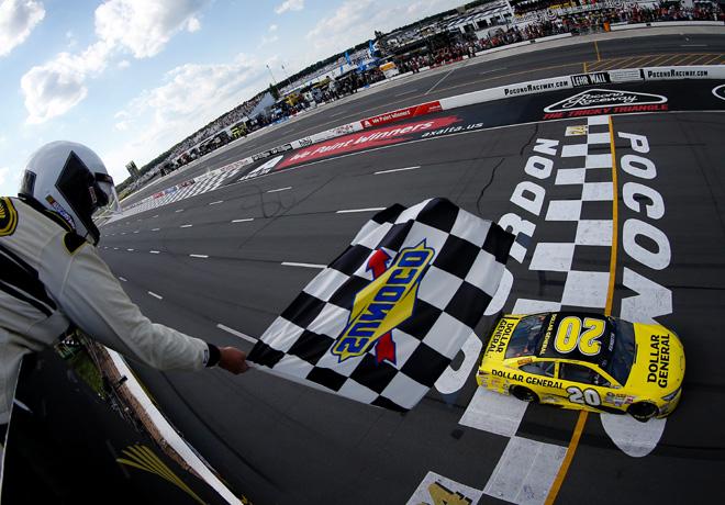 NASCAR - Pocono 2015 - Matt Kenseth - Toyota Camry
