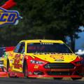 NASCAR - Watkins Glen 2015 - Joey Logano - Ford Fusion