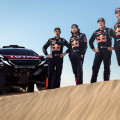 Peugeot 2008 DKR - Silk Road Rally - China 1