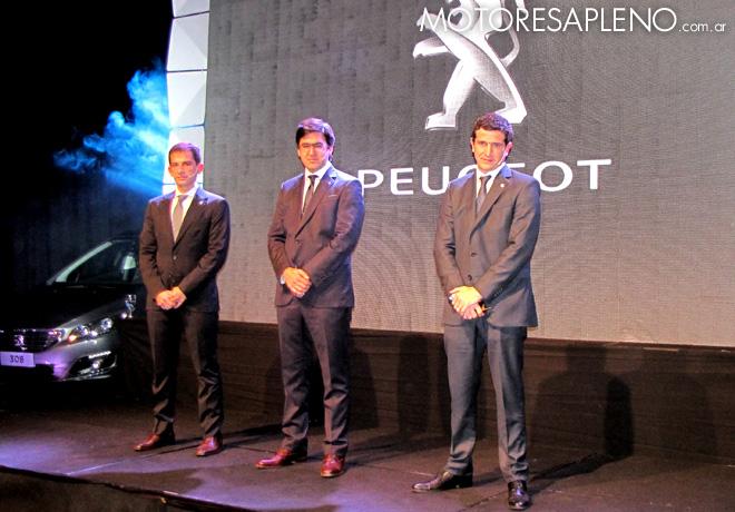 Peugeot - Presentacion 308 y 408 en Mendoza 01