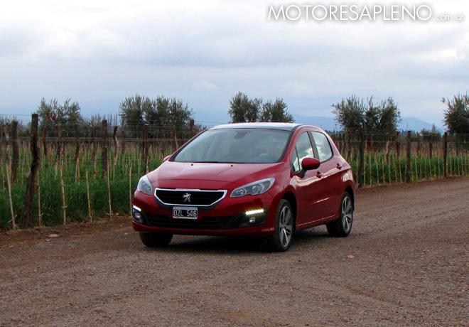 Peugeot - Presentacion 308 y 408 en Mendoza 11