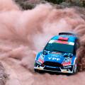 Rally Argentino - Rio Negro 2015 - Etapa 1 - Federico Villagra - Ford Fiesta MR