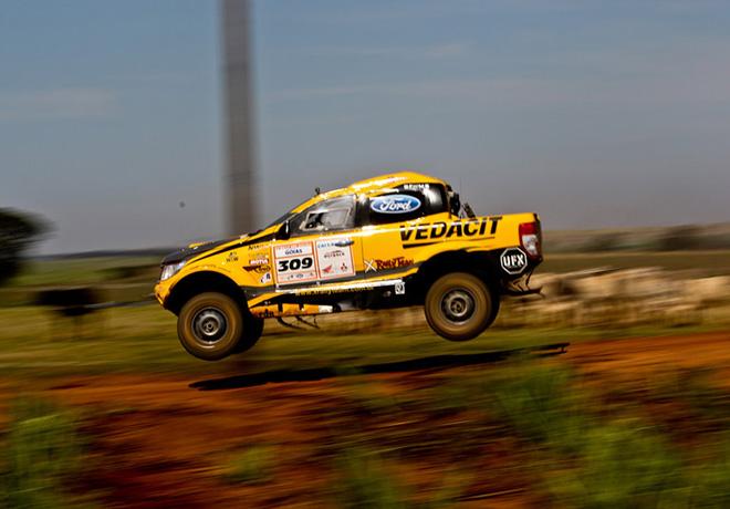 Rally Dos Sertoes - Ford Ranger Dakar V8 4x4 1