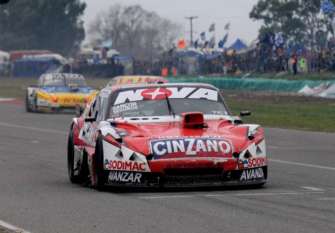 TC - Olavarria 2015 - Matias Rossi - Chevrolet