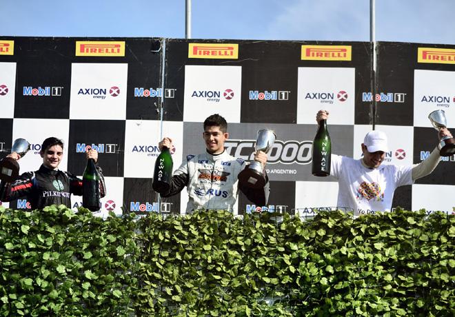 TC2000 en 9 de Julio – Carrera: Facundo Conta, por segunda vez en el año.