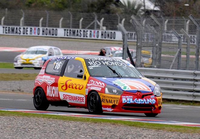 TN - Termas de Rio Hondo II 2015 - C2 - Amadís Farina - Renault Clio