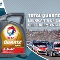 Total Quartz - lubricante oficial TN
