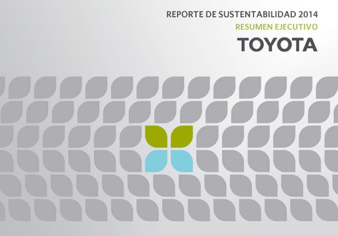 Toyota Argentina - Reporte de Sustentabilidad 2014