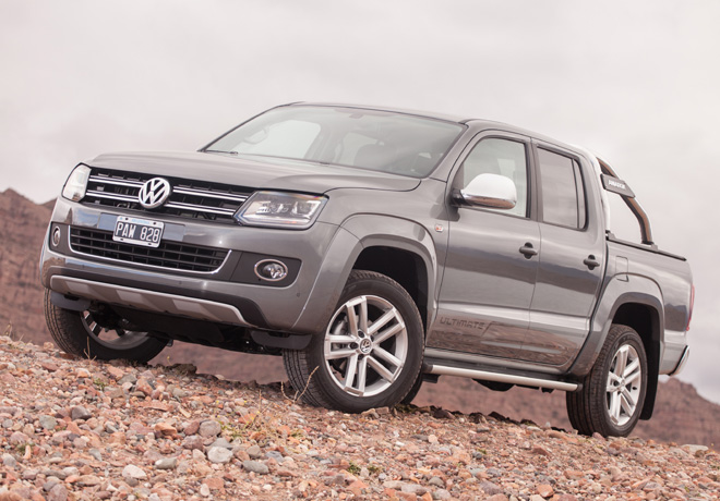 VW Amarok Ultimate 1