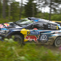 WRC - Finlandia 2015 - Dia 3 - Jari-Matti Latvala - VW Polo R