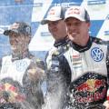 WRC - Finlandia 2015 - Final - El Podio