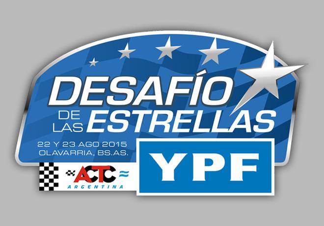 YPF - Desafio de las Estrellas 2015