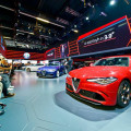 Alfa Romeo - Salon de Frankfurt 2015 - Giulia Quadrifoglio 1
