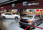Alfa Romeo - Salon de Frankfurt 2015 - Giulia Quadrifoglio 5