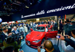 Alfa Romeo - Salon de Frankfurt 2015 - Giulia Quadrifoglio 6