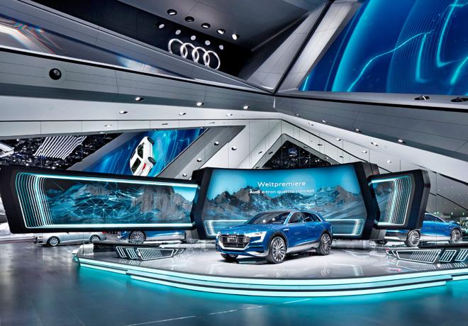 Audi - Salon de Frankfurt 2015 4