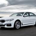 BMW 750Li xDrive con equipamiento M Sport