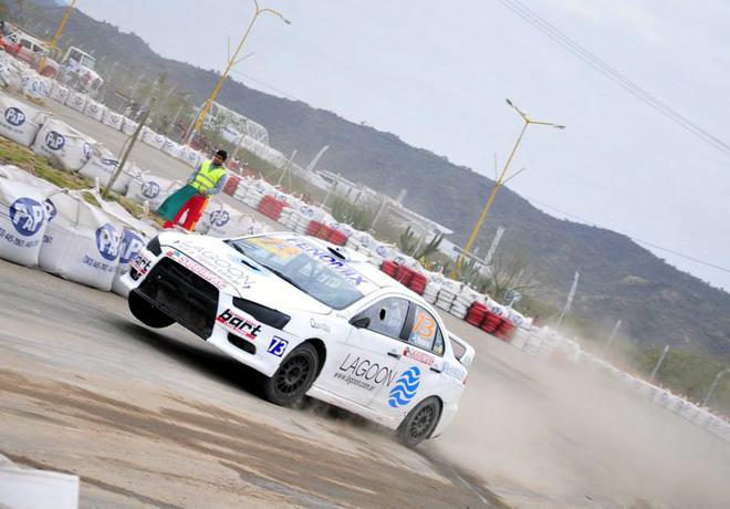CARX - Catamarca 2015 - Clase N4 - Gonzalo Monarca - Mitsubishi Lancer Evo