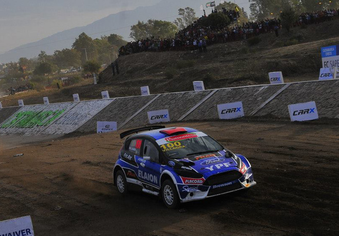 CARX - Catamarca 2015 - Maxi Rally - Federico Villagra - Ford Fiesta MR