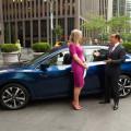 Carlos Ghosn -presidente y CEO de Nissan Motor Corporation- compartio un adelanto de lo que sera el nuevo Nissan Altima 2016 en la ciudad de Nueva York