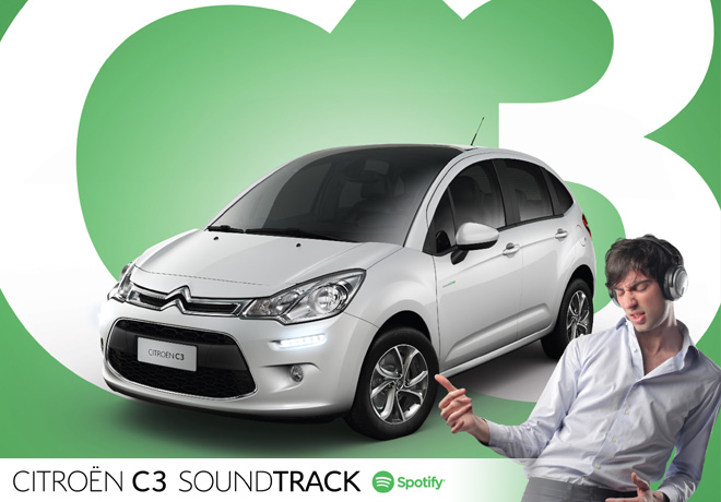 Citroen C3 Soundtrak 1