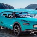 Citroen Cactus M Concept Car 1