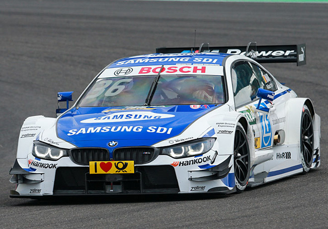 DTM - Nurburgring 2015 - Carrera 1 - Maxime Martin - BMW