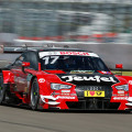 DTM - Nurburgring 2015 - Carrera 2 - Miguel Molina - Audi