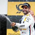 DTM - Oschersleben 2015 - Carrera 1 - Timo Glock en el Podio