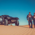 Dakar 2016 - Team Peugeot Total - Daniel Elena y Sebastien Loeb - 2008 DKR16