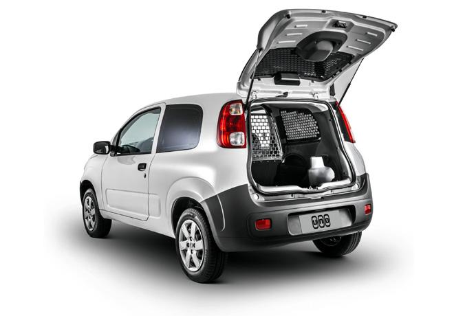 Fiat UNO Cargo 3