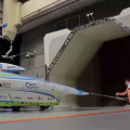 Ford ayuda a desarrollar un auto solar para el World Solar Challenge 1