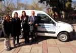 Fundacion Renault Argentina - CONIN - Donacion Kangoo 2