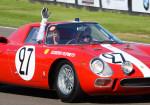 Goodwood Revival Meeting - John Surtees condujo un Ferrari 250 LM de 1965 2