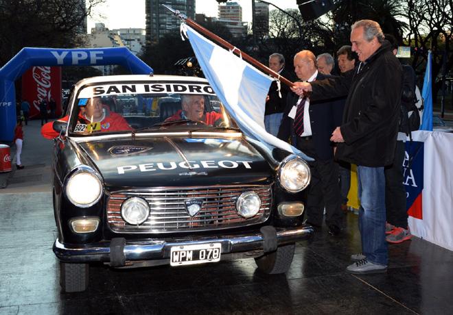 Gran Premio Argentino Historico - Largada 2015