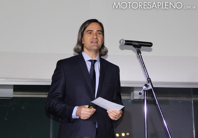 Gustavo Gioia - Gerente General de Porsche Nordenwagen SA 1