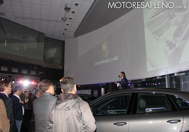 Gustavo Gioia - Gerente General de Porsche Nordenwagen SA 2