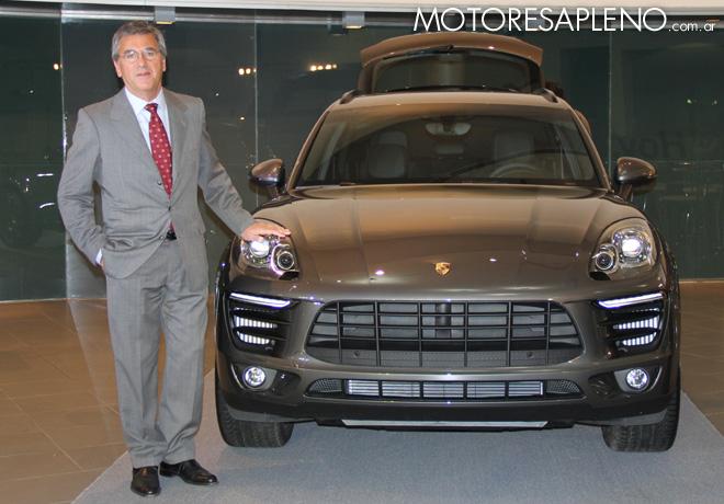 Hugo Pulenta - Presidente de Porsche Nordenwagen SA