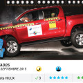 Latin NCAP - Toyota Hilux