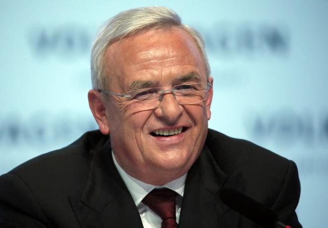 Martin Winterkorn - CEO de Volkswagen AG