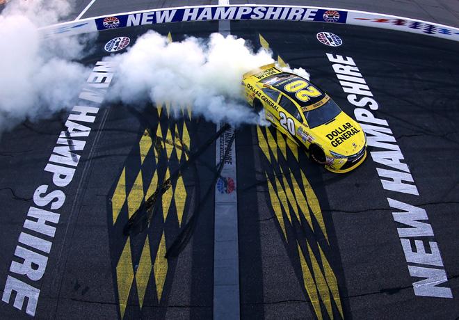 NASCAR - New Hampshire 2015 - Matt Kenseth - Toyota Camry