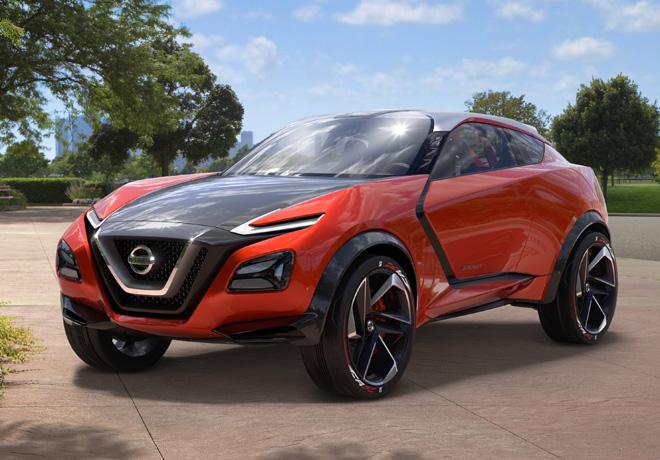 Nissan Gripz Concept 2