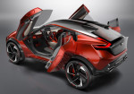 Nissan Gripz Concept 5