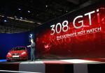 Peugeot - Salon de Frankfurt 2015 - 308 GTi